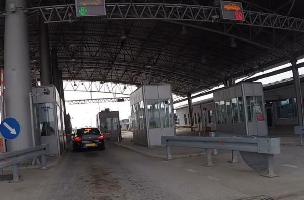 Grenze Bosnien