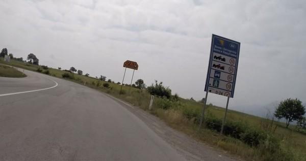 Grenze BiH